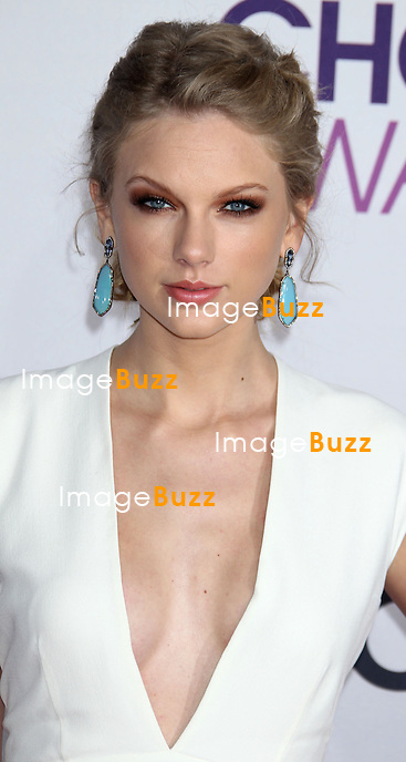 Taylor Swift, The 39th Annual People's Choice Awards at the Nokia Theatre L.A. Live (Los Angeles, CA.).January 9, 2013.