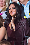 23.09.2017; Toronto, CANADA: MEGHAN MARKLE ATTENDS 1ST PUBLIC EVENT WITH PRINCE HARRY<br /> Prince Harry&rsquo;s girlfriend Meghan Markle, made her first public appearance with the Prince at the opening ceremony of the Invictus Games Toronto held at the Air Canada Centre.<br /> While seated a few seats away from each other, from time to time during the event Prince Harry&rsquo;s eyes drifted towards his girlfriend.<br /> Meghan was seated with her friend Marcus Anderson who introduced her to the Prince last year.<br /> Mandatory Photo Credit: &copy;Francis Dias/NEWSPIX INTERNATIONAL<br /> <br /> IMMEDIATE CONFIRMATION OF USAGE REQUIRED:<br /> Newspix International, 31 Chinnery Hill, Bishop's Stortford, ENGLAND CM23 3PS<br /> Tel:+441279 324672  ; Fax: +441279656877<br /> Mobile:  07775681153<br /> e-mail: info@newspixinternational.co.uk<br /> Usage Implies Acceptance of Our Terms &amp; Conditions<br /> Please refer to usage terms. All Fees Payable To Newspix International