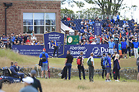 Henrik Stenson (SWE) on the 12th during Round 3 of the Aberdeen Standard Investments Scottish Open 2019 at The Renaissance Club, North Berwick, Scotland on Saturday 13th July 2019.<br /> Picture:  Thos Caffrey / Golffile<br /> <br /> All photos usage must carry mandatory copyright credit (© Golffile | Thos Caffrey)