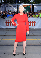 """TORONTO, ONTARIO - SEPTEMBER 07: Jamie Lee Curtis attends the """"Knives Out"""" premiere during the 2019 Toronto International Film Festival at Princess of Wales Theatre on September 07, 2019 in Toronto, Canada.     <br /> CAP/MPI/IS<br /> ©IS/MPI/Capital Pictures"""