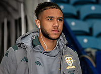 Leeds United's Tyler Roberts arriving at the stadium <br /> <br /> Photographer Andrew Kearns/CameraSport<br /> <br /> The EFL Sky Bet Championship - Sheffield Wednesday v Leeds United - Saturday 26th October 2019 - Hillsborough - Sheffield<br /> <br /> World Copyright © 2019 CameraSport. All rights reserved. 43 Linden Ave. Countesthorpe. Leicester. England. LE8 5PG - Tel: +44 (0) 116 277 4147 - admin@camerasport.com - www.camerasport.com