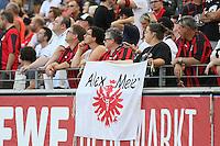 27.08.2016: Eintracht Frankfurt vs. FC Schalke 04