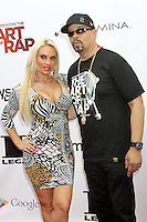 "Coco Austin and Ice-T attending the premiere of ""Something From Nothing: The Art of Rap"" at Alice Tully Hall in New York, 12.06.2012...Credit: Rolf Mueller/face to face /MediaPunch Inc. ***FOR USA ONLY*** NORTEPHOTO.COM NORTEPHOTO.COM"