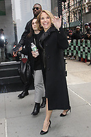 NEW YORK, NY - APRIL 11:  Katie Couric  at BUILD SERIES on April 11, 2018 in New York City. <br /> CAP/MPI/DIE<br /> &copy;DIE/MPI/Capital Pictures