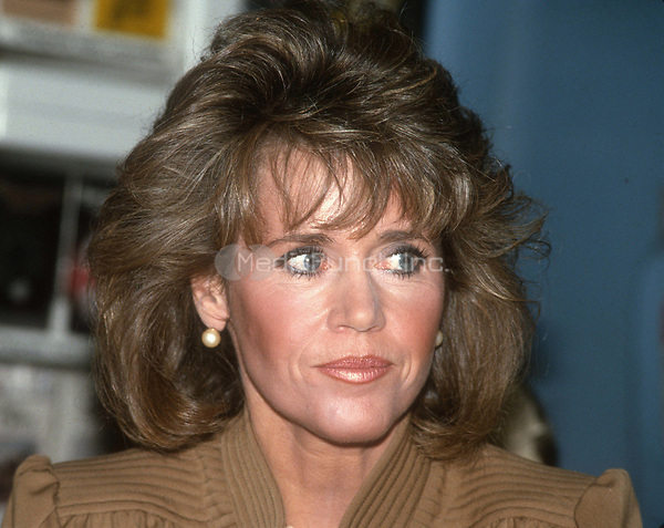 Jane Fonda Undated<br /> Photo By John Barrett/PHOTOlink/MediaPunch