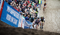 Lars Van der Haar (NLD/Giant-Alpecin)<br /> <br /> Men Elite Race<br /> Superprestige Zonhoven 2015