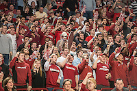 NWA Democrat-Gazette/ANTHONY REYES &bull; @NWATONYR<br /> Arkansas against Tennessee in the second half Tuesday, Jan. 27, 2015 at Bud Walton Arena in Fayetteville. The Razorbacks won 69-64.