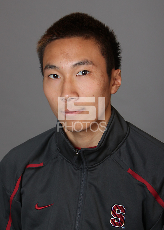 STANFORD, CA - OCTOBER 7:  Tek Li of the Stanford Cardinal during wrestling picture day on October 7, 2009 in Stanford, California.