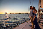 October 25th 2014 Summers Sunset sail