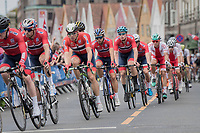Team Norway racing in Bergen city center<br /> <br /> Men Elite Road Race<br /> <br /> UCI 2017 Road World Championships - Bergen/Norway