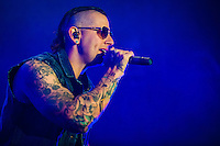 Avenged Sevenfold performing on Day 2 of Rock On The Range at Crew Stadium, Columbus, Ohio, May 17th, 2014. Photo Credit: RTNSchwegler/MediaPunch