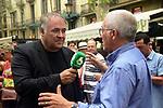 #TotsSomBarcelona.<br /> Antonio Garcia Ferreras &amp; Xavier Sarda.