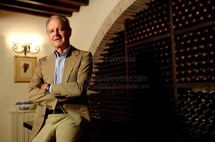| Piero Antinori - wine producer |<br />