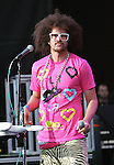 LMFAO performs live at The Pacific Ampitheatre in Costa Mesa, California on August 07,2009                                                                   Copyright 2009 DVS / RockinExposures