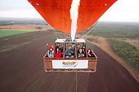 20160617 17 June Hot Air Balloon Cairns