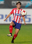 Atletico de Madrid's Marta Corredera during UEFA Womens Champions League 2017/2018, 1/16 Final, 1st match. October 4,2017. (ALTERPHOTOS/Acero)