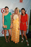 Sasha Volkova, Meredith Ostrom and Angele Blankenstein Attend Russell Simmons' 12th Annual Art for Life East Hampton Benefit, NY 7/30/11
