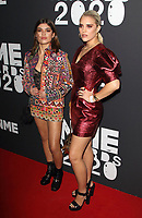 Tigerlily Taylor and Molly Moorish at the NME Awards 2020 held at the O2 Brixton Academy, London on February 12th 2020<br /> CAP/ROS<br /> ©ROS/Capital Pictures