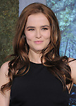 Zoey Deutch at Warner Bros. Pictures World Premiere of Beautiful Creatures held at The Grauman's Chinese Theater in Hollywood, California on February 06,2013                                                                   Copyright 2013 Hollywood Press Agency