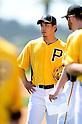 Ryota Igarashi (Pirates),.FEBRUARY 29, 2012 - MLB :.Pittsburgh Pirates spring training camp at Pirate City in Bradenton, Florida, United States. (Photo by AFLO)