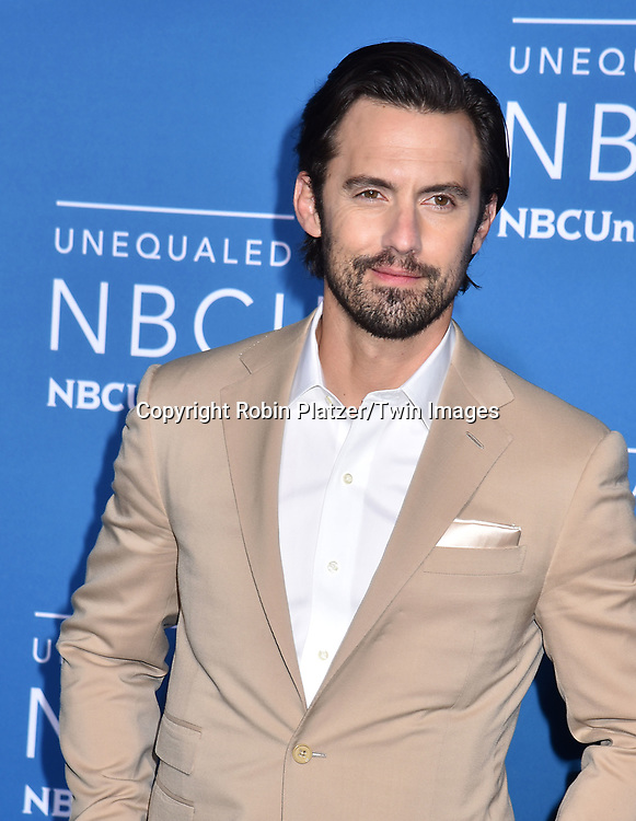 Milo Ventimiglia of &quot;This Is Us&quot; attends the NBCUNIVERSAL 2017 UPFRONT on May 15, 2017 at Radio City Music Hall in New York, New York, USA.<br /> <br /> photo by Robin Platzer/Twin Images<br />  <br /> phone number 212-935-0770