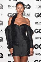 LONDON, UK. September 05, 2018: Maya Jama at the GQ Men of the Year Awards 2018 at the Tate Modern, London