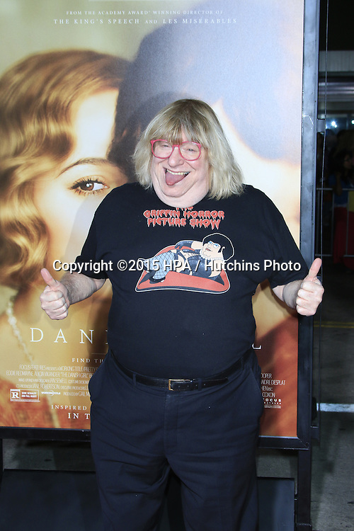 "LOS ANGELES - NOV 21:  Bruce Vilanch at the ""The Danish Girl"" Premiere at the Village Theater on November 21, 2015 in Westwood, CA"