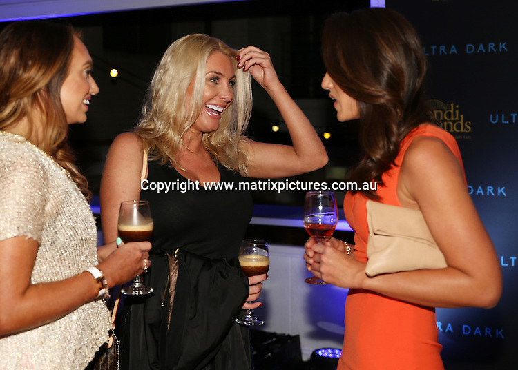 31 AUGUST 2016 SYDNEY, AUSTRALIA<br /> WWW.MATRIXPICTURES.COM.AU<br /> <br /> NON EXCLUSIVE <br /> <br /> Bondi Sands Ultra Dark Launch at Watsons Bay Hotel <br /> <br /> <br /> *ALL WEB USE MUST BE CLEARED*<br /> <br /> Please contact prior to use:  <br /> <br /> +61 2 9211-1088 or email images@matrixmediagroup.com.au