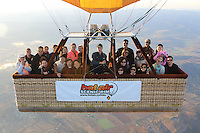 20150913 September 13 Hot Air Balloon Gold Coast