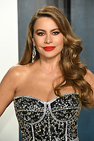 09 February 2020 - Los Angeles, California - Sofía Vergara<br /> . 2020 Vanity Fair Oscar Party following the 92nd Academy Awards held at the Wallis Annenberg Center for the Performing Arts. Photo Credit: Birdie Thompson/AdMedia