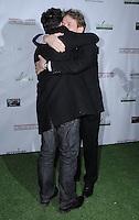 23 February 2017 - Santa Monica, California - J.J. Abrams, Martin Short.  2017 Oscar Wilde Awards held at Bad Robot. Photo Credit: Birdie Thompson/AdMedia
