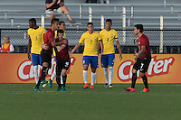 LAKEWOOD RANCH, Florida – Wednesday, November 30,  U-17 Brazil vs Turkey. 2016 Nike International Friendlies at Premier Sports Campus.