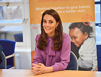 Duchess of Cambridge visits Henry Fawcett Childrens Centre