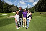 Charlie Smail and family. New Zealand Amateur Championship, Wairakei Golf Course and Sanctuary, Taupo, New Zealand, Sunday 4  November 2018. Photo: Simon Watts/www.bwmedia.co.nz