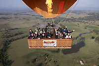 06 October 2017 Hot Air Balloon Gold Coast and Brisbane