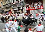 2013-07-09 3rd Running of the bulls