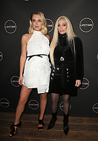 WEST HOLLYWOOD, CA - JANUARY 9: Chelsea Frei, Victoria Gotti, at the Lifetime Winter Movies Mixer at Studio 4 at The Andaz Hotel in West Hollywood, California on January 9, 2019. <br /> CAP/MPIFS<br /> &copy;MPIFS/Capital Pictures