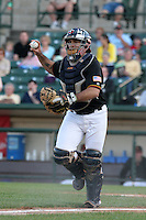 Rochester Red Wings Shawn Wooten during an International League game at Frontier Field on June 14, 2006 in Rochester, New York.  (Mike Janes/Four Seam Images)