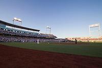 2013 Men's College World Series on June 18, 2013 at TD Ameritrade Park in Omaha, Nebraska. (Andrew Woolley/Four Seam Images)