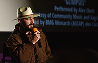 SAN RAFAEL, CA - OCTOBER 09: Shia LaBeouf speaks onstage during special screening of 'Honey Boy' during the 42nd Mill Valley Film Festival at the Century Larkspur Landing on October 9, 2019 in San Rafael, California. Photo: imageSPACE for the Mill Valley Film Festival/MediaPunch