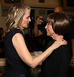"""Helen Hunt and Susan Birkenhead attends the Opening Night performance afterparty for ENCORES! Off-Center production of """"Working - A Musical""""  at New York City Center on June 26, 2019 in New York City."""