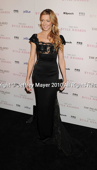LOS ANGELES, CA. - December 12: Katie Cassidy arrives at the 2010 Hollywood Style Awards at The Billy Wilder Theater at the Hammer Museum on December 12, 2010 in Los Angeles, California.