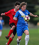 Football - Beachlands-Maraetai v Warkworth, 2 September 2017