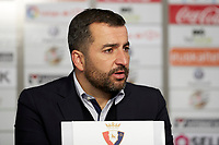 Diego Mart&iacute;nez (Coach; CA Osasuna) during the Spanish la League soccer match between CA Osasuna and Real Oviedo at Sadar stadium, in Pamplona, Spain, on Saturday, <br /> May 12, 2018.