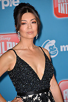 "LOS ANGELES, CA. November 05, 2018: Ming-Na Wen at the world premiere of ""Ralph Breaks The Internet"" at the El Capitan Theatre.<br /> Picture: Paul Smith/Featureflash"