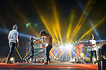 One Direction performs in Glendale, Arizona at University of Phoenix Stadium.