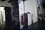 "Thursday April 3rd 2008.  .Issy les Moulineaux (Hauts de Seine), France.In the photo studios of the press group Marie-Claire during a ""pack shot"" shoot for a gift catalogue..Boulevard des Frères Voisins."