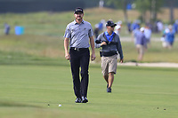Jimmy Walker (USA) on the 8th hole during Friday's Round 2 of the 118th U.S. Open Championship 2018, held at Shinnecock Hills Club, Southampton, New Jersey, USA. 15th June 2018.<br /> Picture: Eoin Clarke | Golffile<br /> <br /> <br /> All photos usage must carry mandatory copyright credit (&copy; Golffile | Eoin Clarke)