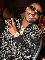 MIAMI, FL - OCTOBER 6: LiL Duval inside at the 2018 BET Hip Hop Awards at the Fillmore Theater in Miami, Florida on October 6, 2018. <br /> CAP/MPIWG<br /> &copy;WG/MPI/Capital Pictures