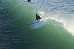 Surfing Pismo Beach